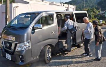 うきはの足、共助で守る 地元自治協が高齢者送迎 30日、市民向け運転講習会