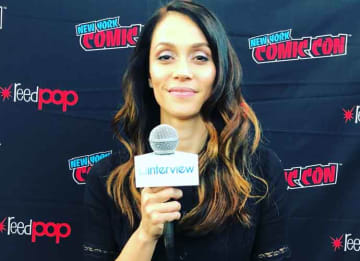 VIDEO EXCLUSIVE: Fernanda Andrade On Working With John Slattery In FOX A.I. Drama 'NeXt'