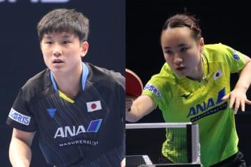 日本は張本・伊藤ら男女6名が出場権獲得<T2ダイヤモンド・シンガポール大会>