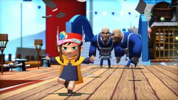 コミカルで可愛らしい3Dアクションゲーム『A Hat in Time』ニンテンドースイッチ版が配信開始!