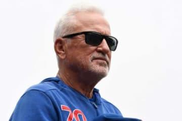 今季限りでカブスを退団し来季はエンゼルスの監督を務めるジョー・マドン氏【写真:Getty Images】