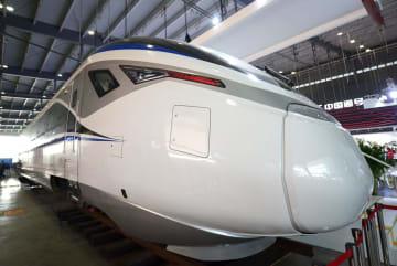 中車株機の展示エリアを楽しもう 湖南省長沙で軌道交通博