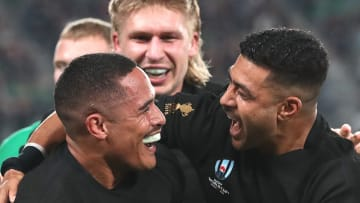 【ラグビーW杯】 ニュージーランドが大勝、ベスト4入り アイルランドから7トライ