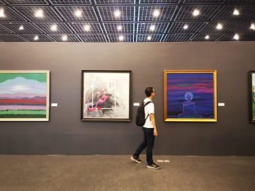 「一帯一路」沿線国・地域の芸術作品展覧会 広東省広州市