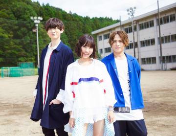 スピラ・スピカの(左から)ますださん、幹葉さん、寺西裕二さん