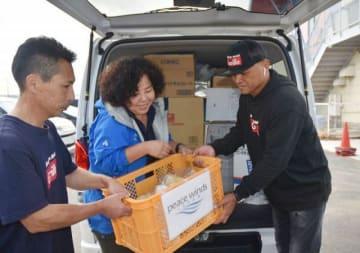 真備のNPO 茨城の台風被災地へ 物資配布や炊き出しを計画
