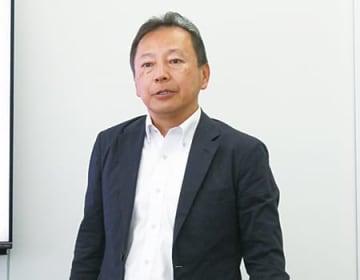 ソニックウォール・ジャパン 本富顕弘社長