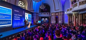米国フロリダ州マイアミで開催されたAcronis Global Cyber Summit