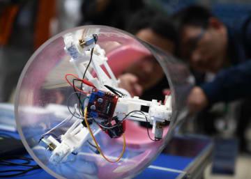 大学院生によるエネルギー装置コンペ決勝大会開催 山東省青島市