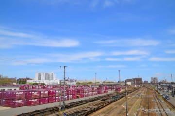 仙台貨物ターミナル(資料画像)