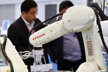 新技術が大集合 サービスロボット展示会開催 山東省済南市