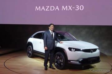 マツダ MX-30と丸本明社長