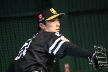ソフトバンク・和田毅【写真:荒川祐史】